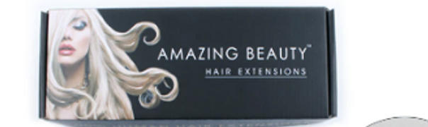 AmazingBeautyHair Halo Hair Extensions 1B# Off Black Review