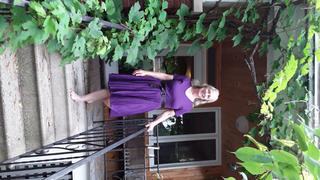 Svaha USA Ultraviolet Rachael Dress Review