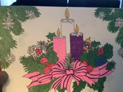 ColorIt Coloring Books ColorIt Holiday Colorable Greeting Cards Review