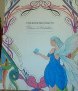 ColorIt Coloring Books Fairies Coloring Book for Adults by Terbit Basuki Review