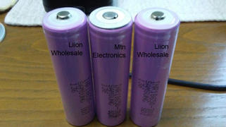 Liion Wholesale Batteries BUTTON Top Samsung INR18650-30Q 15A 3000mAh 18650 Battery - Genuine Review