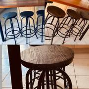 Just Bar Stools Navarro Bar Stool Black Review