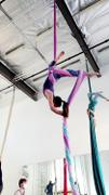 Uplift Active Ombre Aerial Silks Set with All Hardware Review