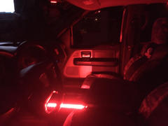 F150LEDs.com 2015 - 2020 F150 LED Cup Holder Coaster Kit Review