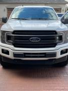 F150LEDs.com 2018 - 2020 F150 20 PALADIN 90W Curved Lower Intake LED Bar Review