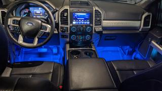 F150LEDs.com 2015 - 2020 AMBIENT LED LIGHTING KIT Review