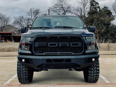 F150LEDs.com 2015 - 2020 F150 CREE LED HOOD MOUNTED SPARTAN KIT Review