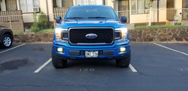 F150LEDs.com 2015 - 2020 F150 CREE LED Headlight Kit Review