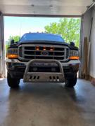 F150LEDs.com 2017 - 2021 F250 Super Duty Raptor Style Extreme Amber LED grill Kit Review