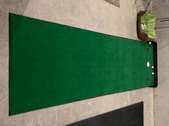 Shop Indoor Golf Big Moss Competitor V2 Putting Green & Chipping Mat Review