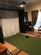 Shop Indoor Golf SkyTrak SIG8 Golf Simulator Package Review