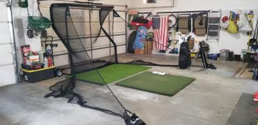 Shop Indoor Golf The Net Return Universal Side Barriers - Pro Series V2 and Home Series Review