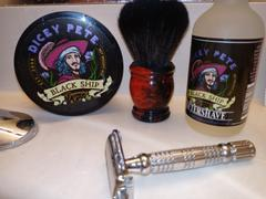 Black Ship Grooming Co. Dicey Pete Shaving Soap Review