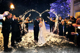 Bellevue Avenue Sparklers Love/Wedding Overlays Review