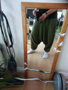 The Hippy Clothing Co. Low Cotton Jogger Harem Pants Review