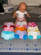 Pixie Faire My Baby Diaper 15 Baby Doll Accessory Pattern Review