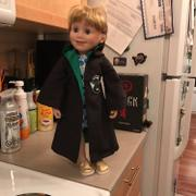 Pixie Faire Wizard Robe 18 Doll Clothes Review