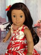 Pixie Faire Hawaiian Sundress 18 Doll Clothes Pattern Review
