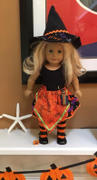 Pixie Faire Halloween Party 18 Doll Clothes Pattern Review