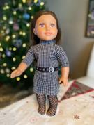 Pixie Faire Peppermint Snow Outfit 18 Doll Clothes Pattern Review