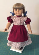 Pixie Faire Prairie Ruffles Dress 18 Doll Clothes Pattern Review