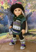 Pixie Faire Poncho 18 Doll Clothes Review