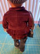 Pixie Faire Boomerit Falls Jacket 18 Doll Clothes Pattern Review