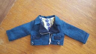 Pixie Faire Peleton Jacket 18 Doll Clothes Pattern Review