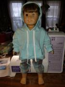 Pixie Faire Weekend Wear Pullover Hoodie and PJ Pants 18 Doll Clothes Review