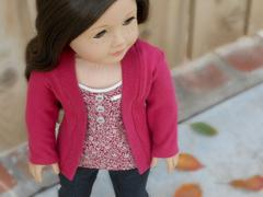 Pixie Faire NOT!  For Knits Tank Top 18 Doll Clothes Review