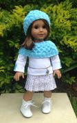 Pixie Faire A Snowy Walk 18 Doll Knitting Pattern Review