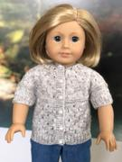 Pixie Faire Crystal 18 Doll Clothes Knitting Pattern Review