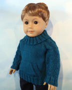 Pixie Faire George 18 Doll Clothes Knitting Pattern Review