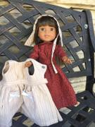 Pixie Faire Country Girl 14.5 Doll Clothes Pattern Review