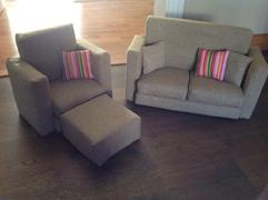 Pixie Faire Modern Sofa Set 18 Doll Furniture Review