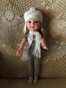 Pixie Faire FREE Cozy Winter Beanie Crochet Pattern for 13 to 16 inch Dolls Review