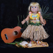 Pixie Faire Aloha Hula Accessories 18 Doll Accessory Pattern Review