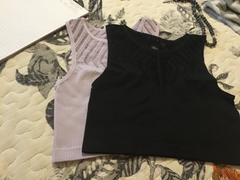 Slightly Buddha Crop Top ~ Mauve Review