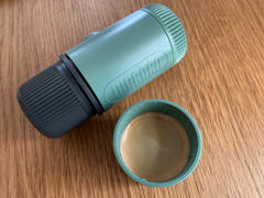 Wacaco NANOPRESSO ELEMENTS MOSS GREEN Review