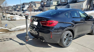 Stealth Hitches 2015 - 2019 BMW X6M HP Review