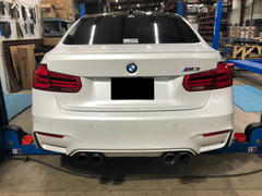 Stealth Hitches 2015-2020 BMW M3 Review