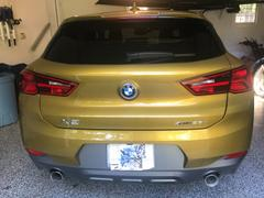 Stealth Hitches 2018-2021 BMW X2 Review