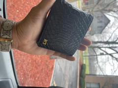 Michael Louis Inc Pink Croc Classic Bifold Wallet Review