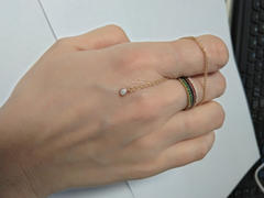 Ferkos Fine Jewelry 14K Gold Diamond Solitaire on a Bail Review