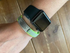ROAD iD Wrist ID Sport Nylon Loop 19mm Slate Review