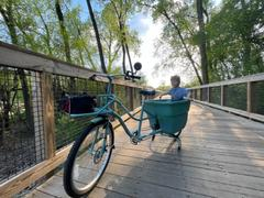 Madsen Cycles MADSEN 2021 Vintage Blue Review