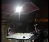 Next Deal Shop Super Bright Patio LED Umbrella Light - A Must Have for Outdoor Activities! Review