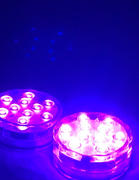 Next Deal Shop RGB Submersible Remote Control LED Light Review