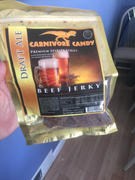 The Manly Man Company® THE BEER BUNDLE (Draft Ale Beef Jerky, Man Card Bottle Opener & Coaster) Review