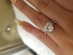 Sunflower Jewels  Heart Promise Ring Review